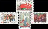 تمبرانقلاب اسلامی اسکناس و تمبر ایران